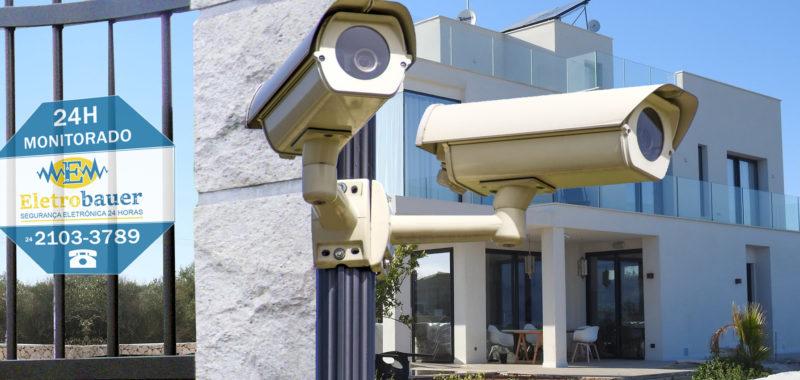 Segurança eletrônica em Petrópolis