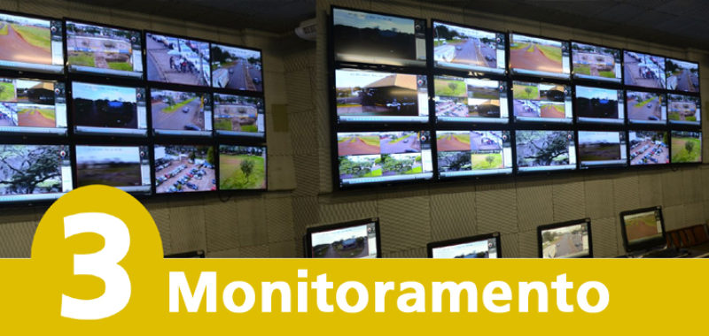 Alarme Monitorado – Monitoramento